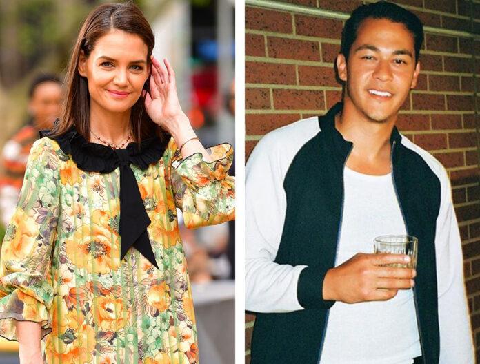 Emilio Vitolo, noul iubit al lui Katie Holmes, era logodit cand si-au inceput relatia