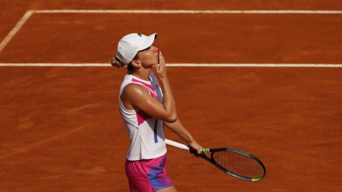 Finala WTA de la Roma. Simona Halep a castigat 205.190 de euro. Ce avere are acum tenismena