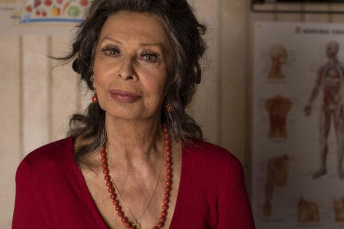 Sophia Loren va juca intr-un film, pentru prima oara dupa 11 ani