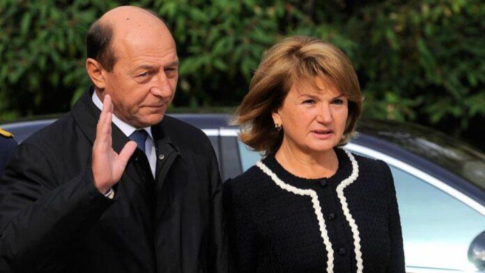 Maria Basescu are o pensie de 10 ori mai mica decat a sotului