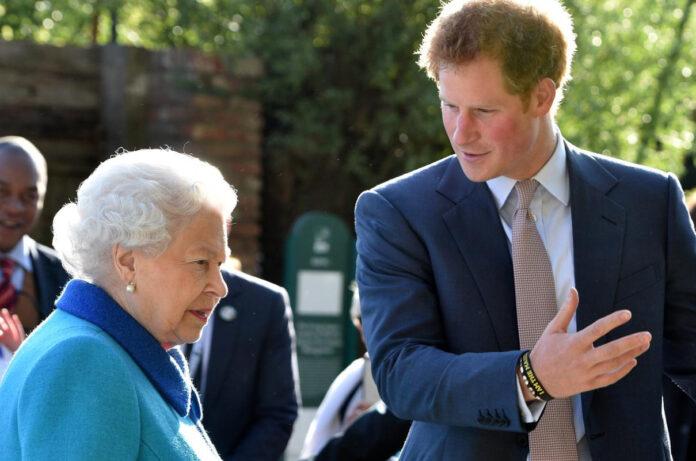 Printul Harry se intoarce acasa, pentru niste discutii tensionate cu Regina Elisabeta