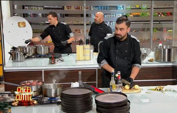 Chefi la cutite 8 decembrie. Haos total la Antena 1, in ultimul battle din sezonul 8. S-a lasat cu urlete