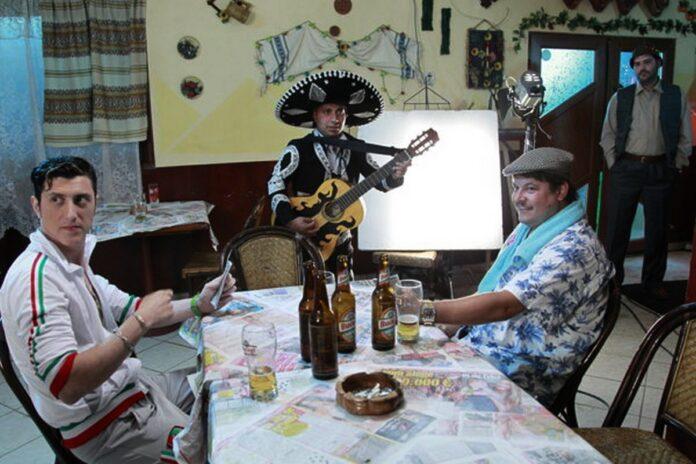 Actorii din Las Fierbinti nu mai au voie sa filmeze la barul lui Bobita si la casa lui Celentano