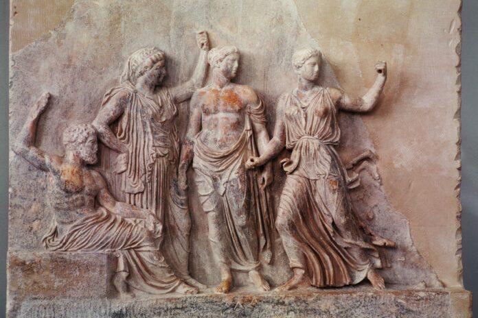 Personaje si creaturi din mitologia greaca
