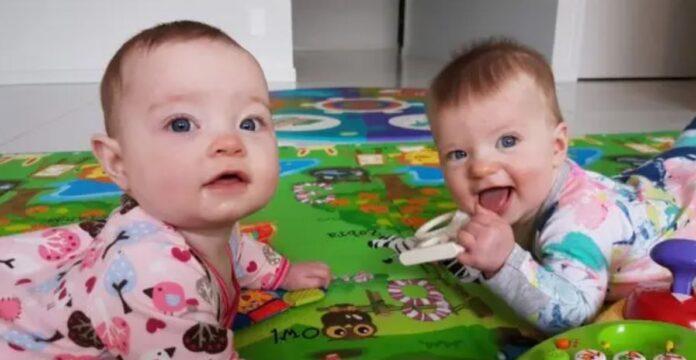 S-au nascut in aceeasi zi si din aceeasi mama, dar NU sunt gemene! Povestea fetitelor i-a socat pe medicii din intreaga lume