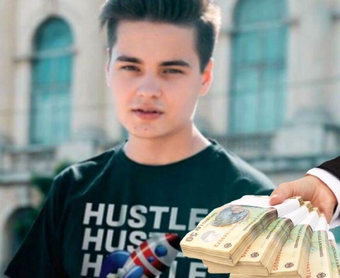 Uluitor cati bani castiga Selly din Youtube, doar din Google AdSense! Cea mai mare suma lunara este de 74.000 lei