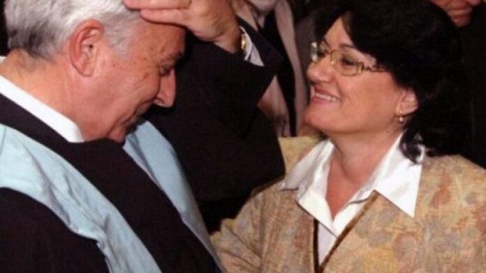 Ce pensie primeste sotia lui Mugur Isarescu, de la stat. Suma i-a lasat pe multi fara cuvinte