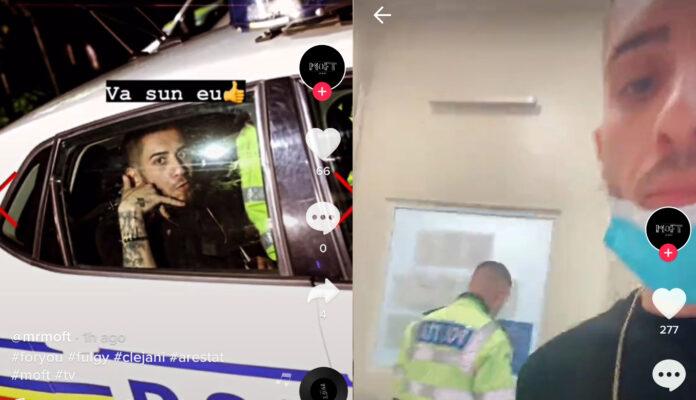 fulgy clejani drogat volan masina bucuresti politisti probe