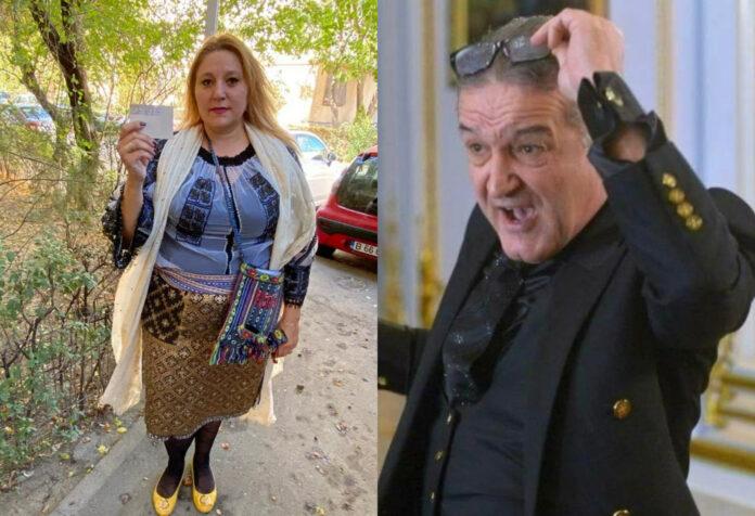 Gigi Becali, replica halucinanta pentru Diana Sosoaca!