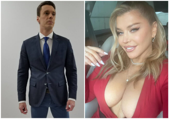 Mircea Badea, dezvaluire intima despre Loredana, dupa ce s-a afisat cu un decolteu fabulos! Ce a recunoscut prezentatorul