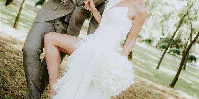 Nunta surpriza in showbiz! Indragita vedeta s-a casatorit. Primele imagini cu rochia de mireasa