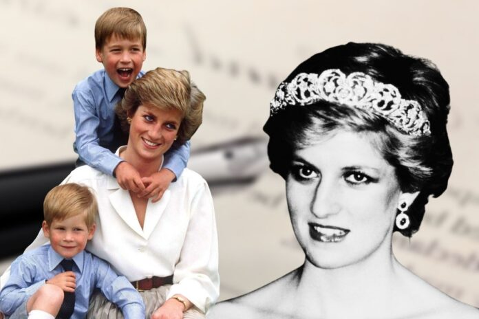 Adevaratul testament al Printesei Diana