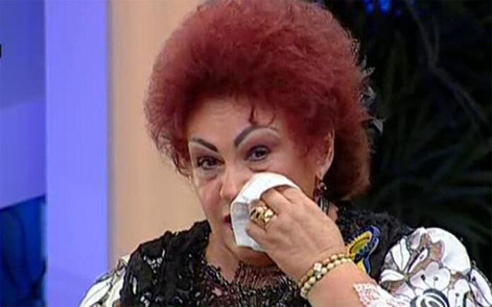 elena merisoreanu s-a demachiat la tv teo trandafir kanal d